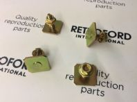 New body moulding studs x4 Escort MK2.